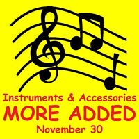 Instruments & Accessories for sale