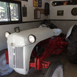 For sale 1959 Ford 8N Tractor