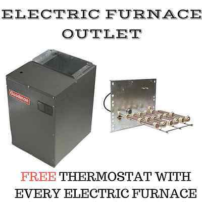 Electric Furnace 3 Ton 10KW 34,000 BTU 1200 CFM MBR1200 and HKR-10 by Goodman