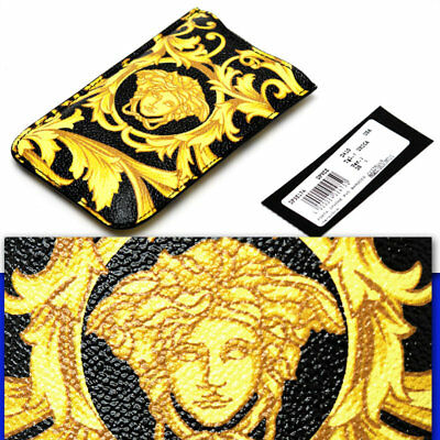 VERSACE Gold Baroque / Medusa iPHONE CASE