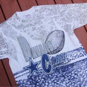 Vtg Dallas Cowboys Shirt