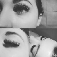 Eyelash Extensions with Affordable Price.