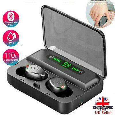 Wireless Bluetooth 5.0 TWS Headphones Earphones In-Ear Buds For iPhone Samsung