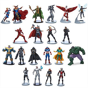 MIP Disney Marvel Action figure set