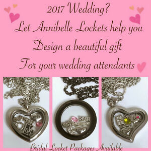 Annibelle Lockets For Brides and Wedding Party Kitchener / Waterloo Kitchener Area image 1