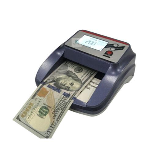 Portable Mini Money Machine Detector Counterfeit Detection Only Check US
