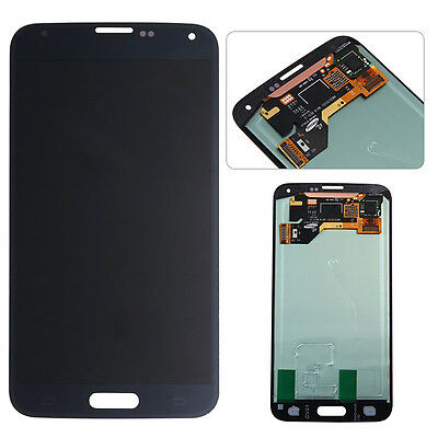 For Samsung Galaxy S5 LCD Screen Touch Digitizer Glass Display Assembly SM-G900F