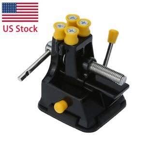 Adjustable Watch Back Case Opener Holder Workbench Case Remover Repair Tool
