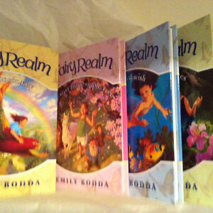 NEW Fairy Realm ( Vol. 1,2,3,4,5,8 ) by Emily Rodda (Hardcover)