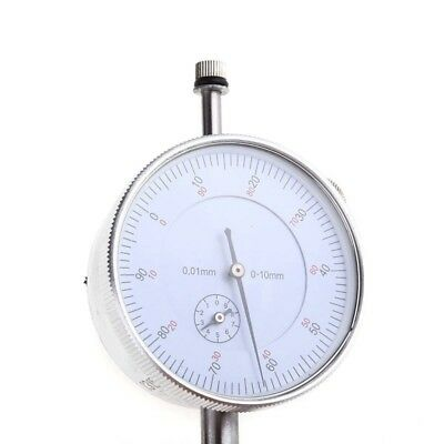 Indicator Gauge Dial 0-10mm Precision Tool Accuracy Measurement Testerlkus