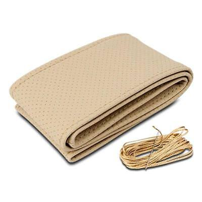 INT30183 - Funda de volante beige para coser BCCORONA