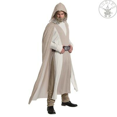 Rubie`s Star Wars Luke Skywalker Ep. VIII Deluxe Erwachsenenkostüm 12382070013