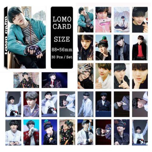 Lot of set KPOP BTS Bangtan Boys Album Photocard Poster Lomo Card Photo Card