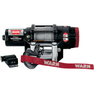 Winches Available - Warn, KFI, Quadrax, Superwinch, Kimpex