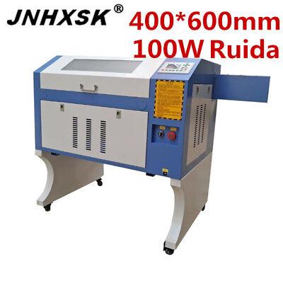 Laser Engraving Cutting Machine Price Ts4060 400x600mm 100w W2 Reci Ruida