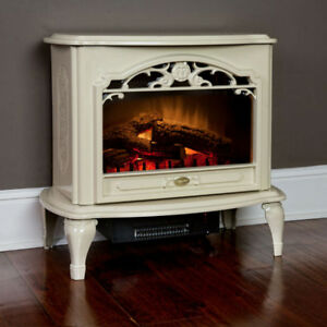 Electric Stove / Electric Fireplace - 6 months old LIKE NEW