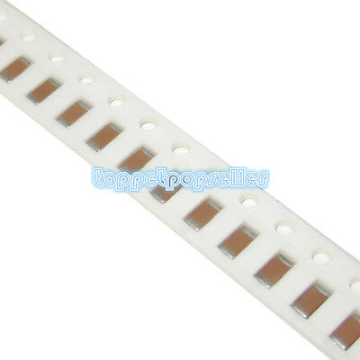 50pcs 1206 Smd Smt Capacitor Chip Capacitors Kinds Of Values