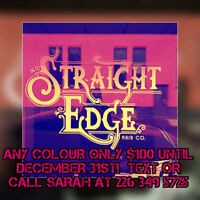 Holiday Hair Colour Special  $100