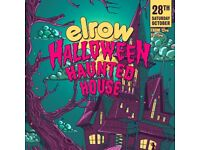 5 x ELROW Halloween Edinburgh tickets (£50 each)