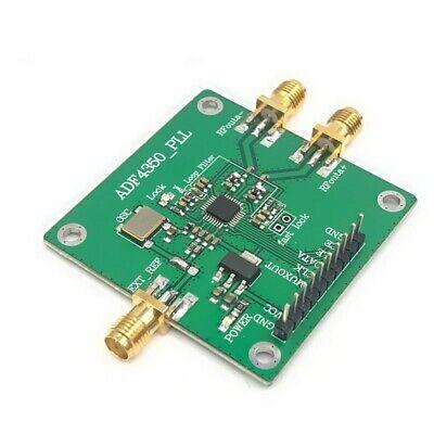 Adf4350 Pll Rf Signal Generator Frequency Synthesizer 137mhz-4.4ghz 4-9v Dc