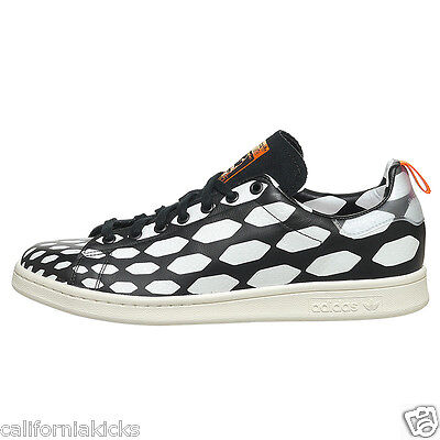 Adidas World Cup Soccer Shoes - ADIDAS Stan Smith WC sz 10 Black White World Cup 2014 Battle Pack Soccer NEW