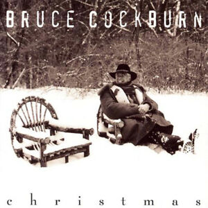 Bruce Cockburn -Christmas cd-Excellent condition + bonus