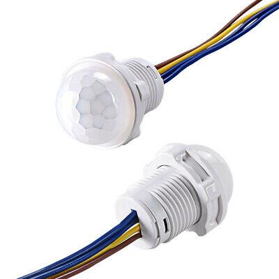 Mini PIR Sensor Detector Smart Switch 110V 220V LED PIR Infrared Motion Sensor