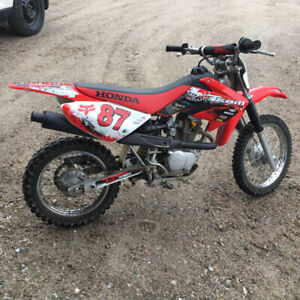Honda Dirt Bike CRF 80F