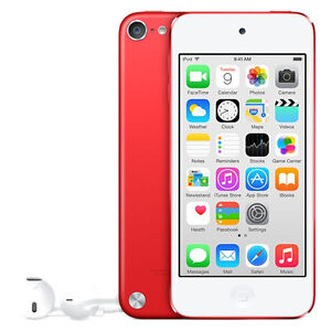 Apple iPod Touch 5th Generation Red (64GB)