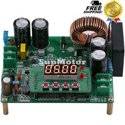 Digital Voltage Regulator Buck Converter Module Step Down Transformer Volt Amp