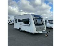 2017 Elddis Affinity 482 Touring Caravan - 2 Berth