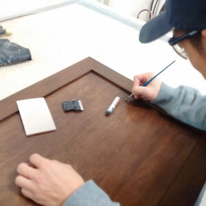 Cabinet Door and Drawer Repair at Delton Cabinets Edmonton Edmonton Area image 1