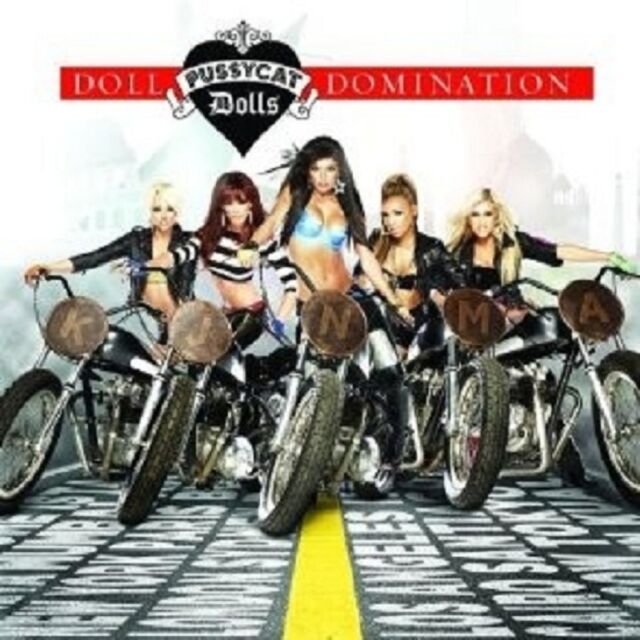 "PUSSYCAT DOLLS ""DOLL DOMINATION"" CD NEU"