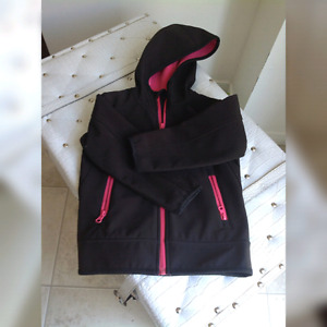 Girls 2T softshell jacket