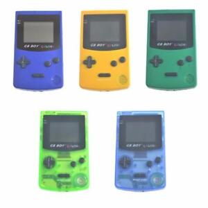 Brand New -GB Boy Color Colour 66 Games Build IN Backlight Screen(Free Shipping)