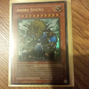 yu-gi-oh Andro Sphinx EP1-EN002 Kitchener / Waterloo Kitchener Area image 1