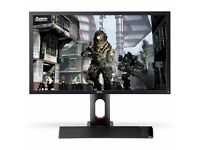 "BenQ XL2720Z 27"" 144Hz 1ms GTG Response Time Gaming Monitor"
