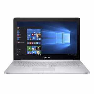 "ASUS ZenBook Pro 15.6"" - 4K and Touchscreen"