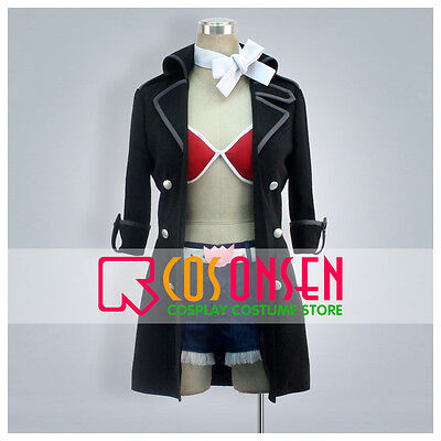 Cosonsen Ao no Blue Exorcist Shura Kirigakure Cosplay Costume Halloween Suit - Ao No Exorcist Halloween