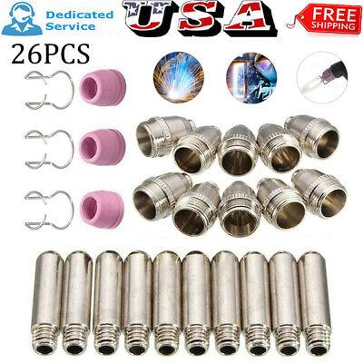 68 PCS 60A SG-55 AG-60 High Frequency AIR Plasma Cutter Torch Consumabes