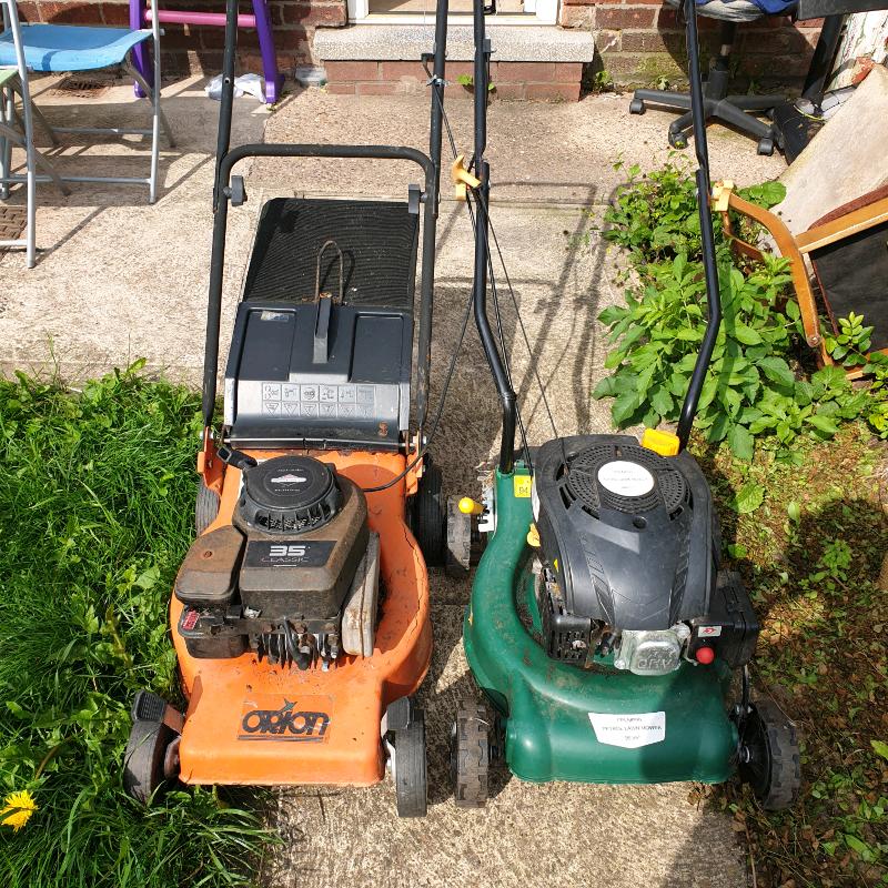 Broken lawnmowers for parts | in Carlton, Nottinghamshire | Gumtree