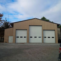 Prestige Steel Buildings in Peterborough