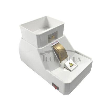 Optical Hand Edger Manual Lens Grinder Polisher 110v 50w Edging Machine Premium