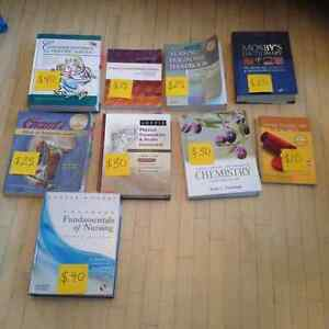 Nursing Textbooks - Priced to Sell Quick!!