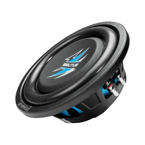 """NEW 8"""" DVC Shallow Mount Subwoofer Bass.Replacement.Speaker.Slim Depth woofer"""