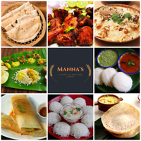 """""""Mannas""""-Flavors of God's own country (Tiffin service available)"""