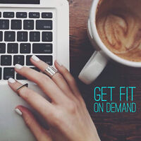 Online Fitness Bootcamp! Hundreds of Workouts- FREE