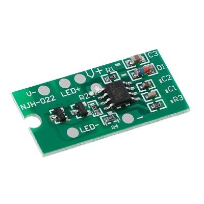 Dc 3.5v-13v Constant Current Led Touch Driver Li-on Usb 18650 Dimming Diy