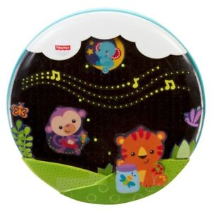Fisher Price Glow soother crib toy