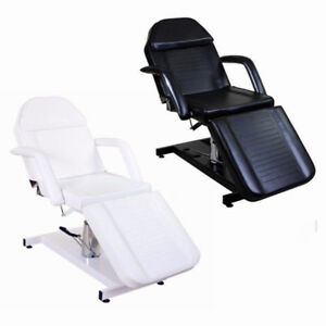 Premium Hydraulic Facial Bed Spa EyelashTable Tattoo Salon Chair